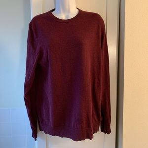 Old Navy Sweater, Wine Red